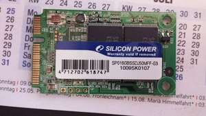SSD 16gb mSATA Silicon Power