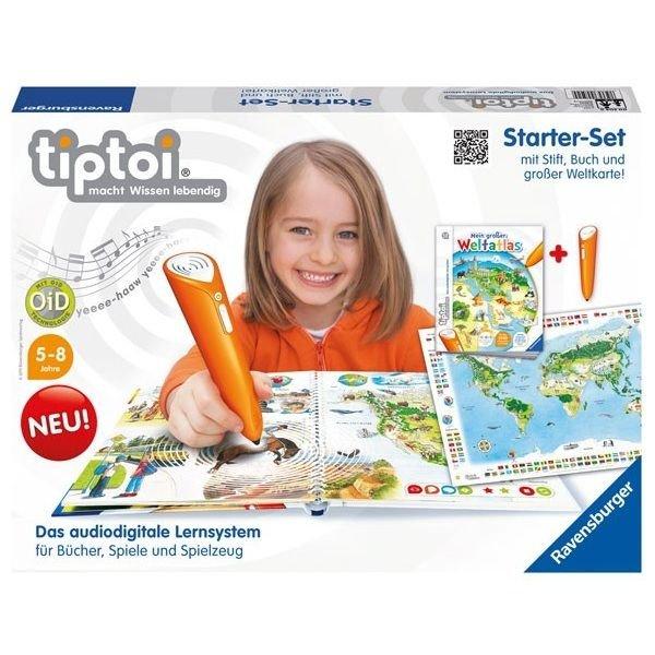 Tiptoi Starter Set Weltatlas (00504)  für 37,40€