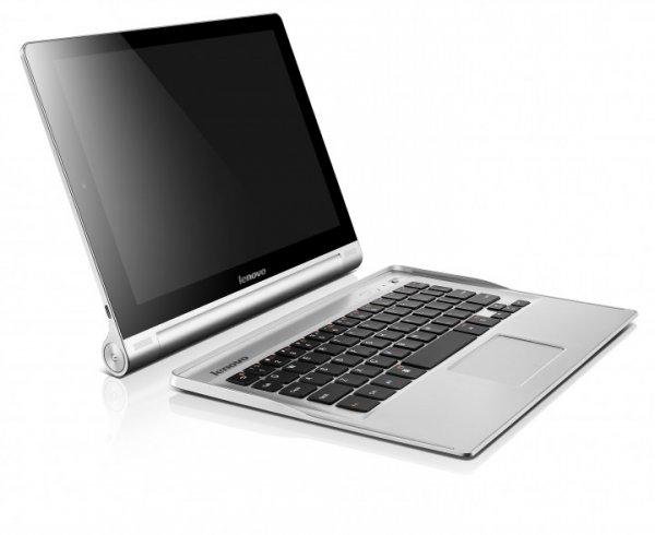 Lenovo YOGA Tablet 10 B8000-H inkl. Tastatur Cover für 274 @Comtech