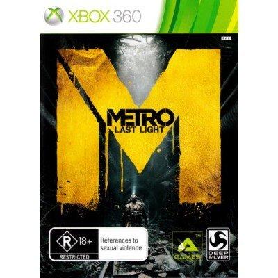 Metro Last Light (Xbox 360) für 9,80 € inkl. Vsk.