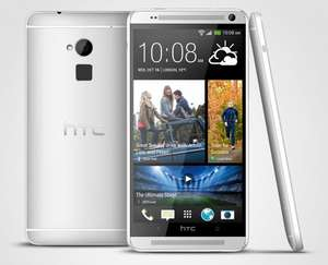 HTC One Max 16GB Silber