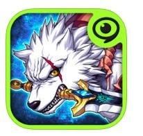 (iOS) Monster Warlord inklusive 50 Gratis Edelsteine im Wert von 3,60€ heute für 0€