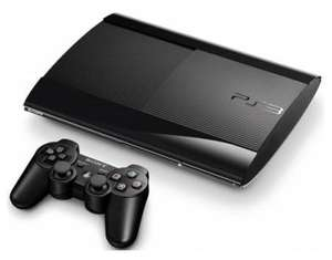 Sony Playstation 3 (PS3) Super slim 12GB für 134,99 € @ MeinPaket