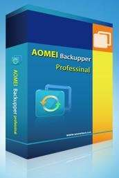 AOMEI Backupper Professional mit Free Lifetime Upgrades für 13,28 EUR