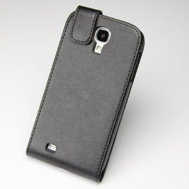 Hülle für Samsung Galaxy S4, Leder - 3,99 Euro + evtl. Versand