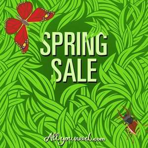 Allyouneed Spring-sale