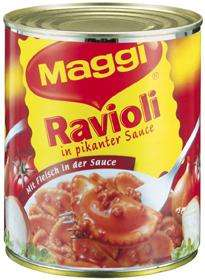 [Lokal?] (Edeka Kaiserslautern) Maggi Dosen-Ravioli, alle Sorten