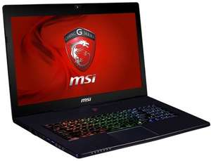 MSI GS70-2ODi581FD Gaming Notebook i5-4200M Full-HD GTX765M ohne Windows