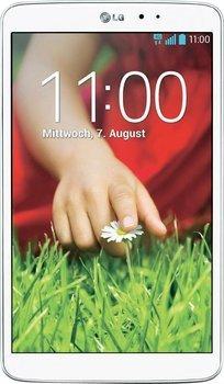 [Mediamarkt Osnabrück] Tablet LG G-Pad 8.3, 16 GB, Weiß