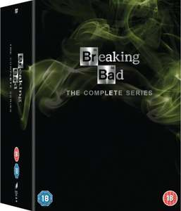 Breaking Bad: The Complete Series [DVD+UV] (OT) für 50 € inkl. Vsk.