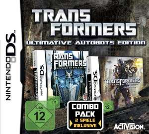 Nintendo DS Doppel Game Pack: Transformers: Ultimative Autobots Edition