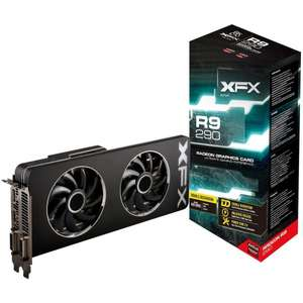 XFX Radeon R9 290 Double Dissipation 4GB DDR5 (inkl. AMD Never Settle Forever GOLD ) = 299,00€ + 6,95€ Versand @ Alternate (Nächster Preis= 335,44€)