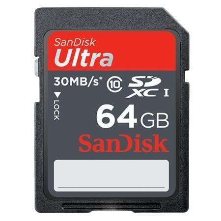 [mediamarkt.de Tiefpreis Spätschicht]  Sandisk Ultra SDXC 64GB Class 10 UHS-I   inkl. Vsk für 25 €