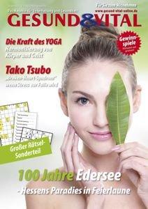 Gratis lesen: Eine Ausgabe des Gesundheitsmagazin Gesund & Vital