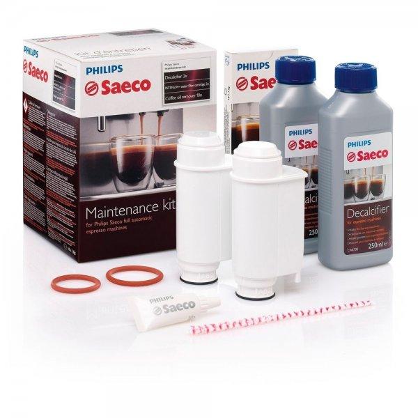 PHILIPS SAECO CA6706/00 Pflegeset Wartungskit für Kaffeevollautomat 22,32