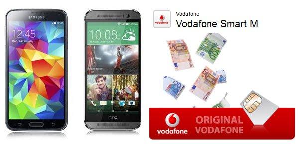 Vodafone: 300 Min + SMS-Flat + Surf-Flat (300MB) für 0,82€/Monat
