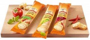 [Gratis Käse] Bonbel Cremig-Würzig Chili und Bonbel Cremig-Würzig à la Tomate & Basilikum gratis testen (keine Begründung & kein Porto nötig!)