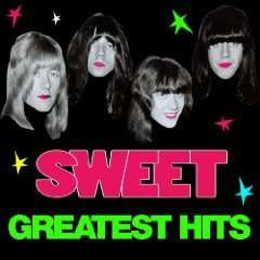 Amazon MP3 Album: The Sweet - Greatest Hits (Rare Studio Versions) Nur 2,99 €