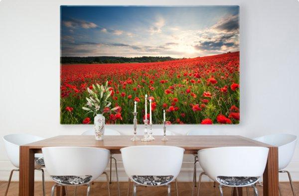 [Daily Deal] Große Fotoleinwand 90x60 für 18,98 EUR inkl. Versand @ posterjack