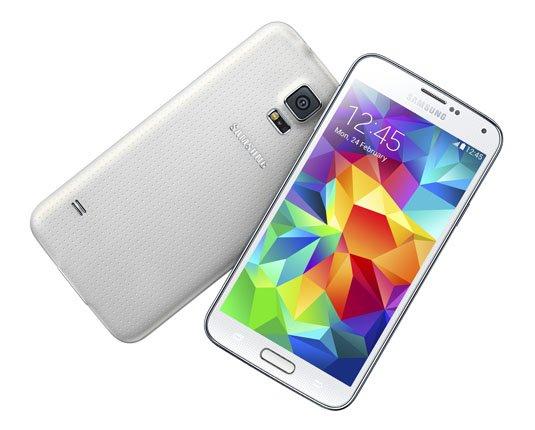 Samsung Galaxy S5 weiß für 509€