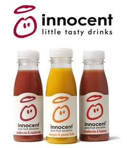 [REWE] Innocent Smoothies 250ml für 0,99 € ab 26.05.14