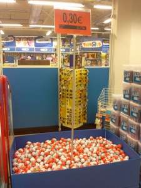[LOKAL Ludwigshafen] Toys'R'Us - Kinder Überraschungsei 0,30€