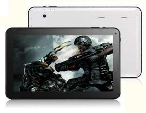 Tabexpress (10 Zoll) Tablet-PC (Quad Core, 1GB RAM, 16GB HDD, Android 4.4) schwarz