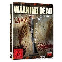 [MM Online] The Walking Dead - Staffel 1 (Uncut Limited Steelbook) für 19 € bei Abholung im Markt, sonst  + 4,99 VSK
