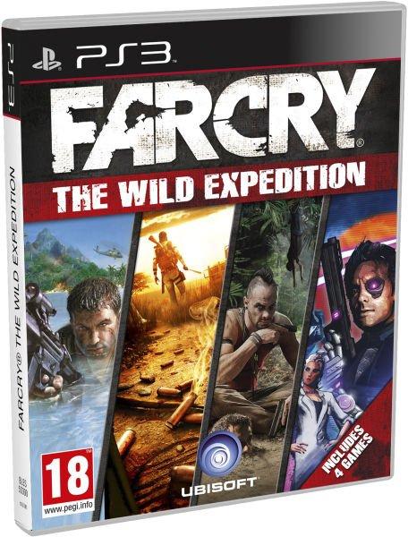 [Zavvi.com] Far Cry: The Wild Expedition PS3/XBOX360/PC für ca. 19,72 €