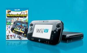 Nintendo Wii U Premium Pack 32Gb Refurbished