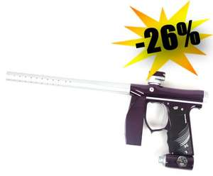 Invert MINI Limited Purple/Silber - Paintball-Markierer
