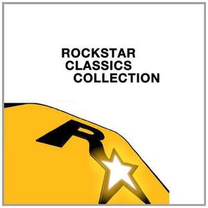 Rockstar Classic Collection (Grand Theft Auto IV, L.A. Noire, Max Payne 3, Bully - Scholarship Edition, Manhunt) [Download] für 9,34 € @amazon.com