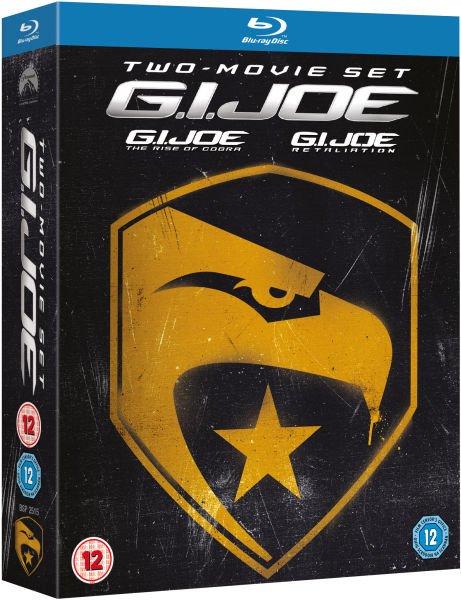G.I Joe 1&2 Blu-ray Two Movie Set UK bei zavvi für 14,81€ inkl.deutscher Tonspur