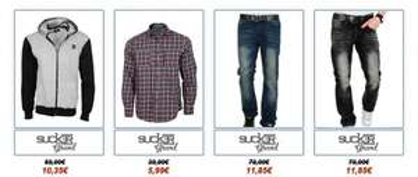 Hoodboyz, Sucker Grand  ** 85% Rabatt auf alle Artikel der Marken ** Jeans, Kapuzenpullover, Winterjacke  u.s.w