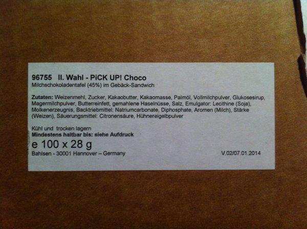[Lokal] Aachen - 100 PiCK UP! für 15,95€