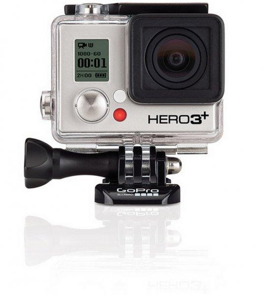 GoPro Hero3+ Black Edition bei Saturn (Online/Offline) für 344,99€