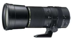 Tamron AF 200-500mm 5-6,3 Di LD SP digitales Objektiv für Canon 749,00 € @amazon