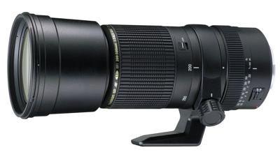 Tamron AF 200-500mm 5-6,3 Di LD SP digitales Objektiv für Canon 749,00€ @amazon