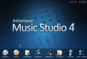 Ashampoo Music Studio 4.1.2.5