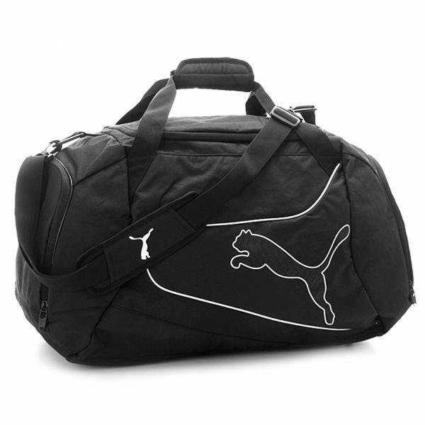 """Puma™ - Sporttasche """"PowerCat 5.12"""" (Schwarz) für €16,06 [@Zavvi.com]"""