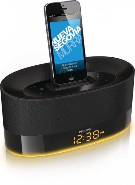 PHILIPS Dockingstation DS1600 für iPod/iPhone/iPad Lightning für nur 56,80€ (Idealo: 85€) - Ersparnis:28,20€ + 6% Cashback