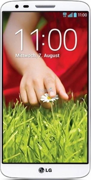 LG G2 ***32GB***, Weiß, bei Amazon 376,00 € + 9,99 VSK