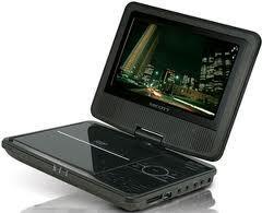 Scott tragbarer DVD+CD Player mit USB und SD Slot Media Markt