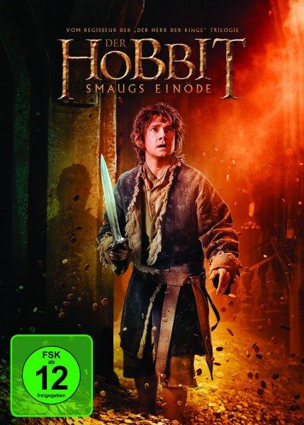 Der Hobbit: Smaugs Einöde  [DVD] für 8,88€ @ Amazon.de