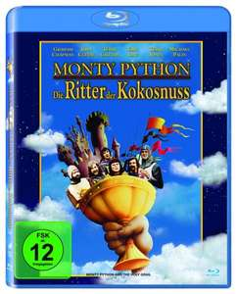 [Blu-ray] Die Ritter der Kokosnuss 8,97€ + Mel Brooks' Die verrückte Geschichte der Welt 7,97€ @ Amazon PRIME