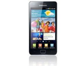 Smartphone Samsung Galaxy S II (2) I9100 @meinpaket