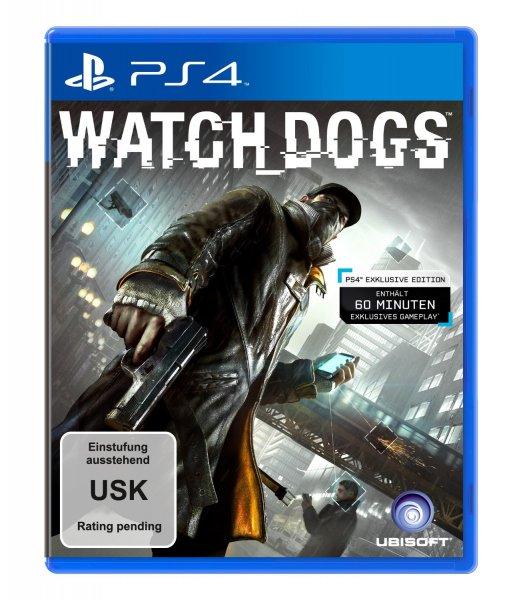 [Saturn Neckarsulm] Watch Dogs oder Wolfenstein [PS4/ONE] 59,99€ [Lokal]