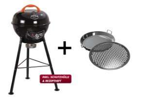 Outdoorchef City Gas Grill RAN Edition Set für 119€ inkl. Versand