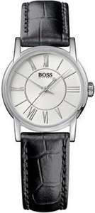 [Amazon] Hugo Boss Damen-Armbanduhr Analog Quarz 1502243 für 56,61€