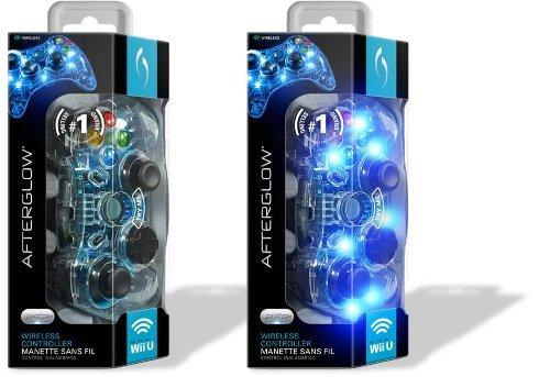 Wii U Afterglow Pro Controller. Alternativer Controller für die Wii U